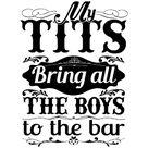 'Bring all the boys' Men's Premium T-Shirt | Spreadshirt