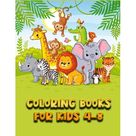 Coloring Books for Kids 4-8 : Awesome 100+ Coloring Animals, Birds, Mandalas, Butterflies, Flowers, Paisley Patterns, Garden Designs, and Amazing Swirls for Adults Relaxation (Paperback) Size: 8.5 inch