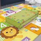 13.39US $ 43% OFF Foldable Baby Play Mat Kids Carpet Mat for Children Carpet for Children's Room Baby Activity Surface Activity Educational Toys Play Mats    - AliExpress
