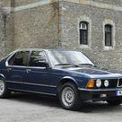 BMW 745i 1983 86