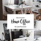 Home Office einrichten So wird's gemütlich im Arbeitszimmer   jolimanoli