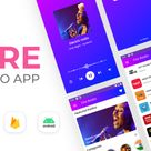 Online Radio App with Firebase Backend , Admob and Facebook Ads   Codelib App