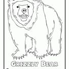 Endangered Animals Coloring Pages: Animals from North America