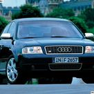 AUDI S6 C5 SEDAN GERMANY 1999 YEAR.
