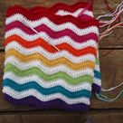Ripple Crochet Blankets