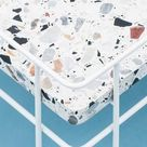 Tischplatten aus Terrazzo und vieles mehr: Mobiliar, Fensterbänke, Arbeitsplatten, Accessoires
