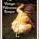 Pillowcase Romper Tutorial