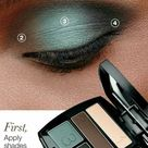 How to wear matte eyeshadow. First, apply shades 2 & 3 on the lid. Accent shade (2) goes in the inner corner. Medium shade (3) goes in the outer corner. Then, use shade 1 to highlight. Lightest shade (1) goes on the brow bone. Lastly, use shade 4 to define eyes.. Darkest shade (4) goes on the lash lines