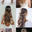 30 Gorgrous Wedding Hairstyles Ideas for Modern Bride   Elegantweddinginvites.com Blog