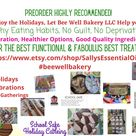 Gluten Free, Cupcake Mix, Fall, Harvest, Vegan, Birthday Cake, Grain Free, Organic Plant Based Sprinkles, Dairy Free, Egg Free, Kid DIY gift