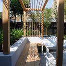 Chic Courtyard Design — Contemporary Garden Design London - UK Garden Designer