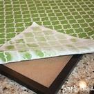 Fabric Cork Boards