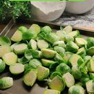 Brussel Sprouts Baked..