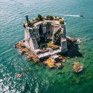 Cinque Terre Italy island house