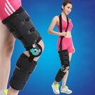 261.27US $ |JORZILANO Medical Knee Joint fixing Brace Fit for Knee Leg Fractures Ligament Injury Provide Support Rehabilitation Exercises|knee joint|knee joint medicationjoint brace - AliExpress