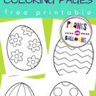 200+ Free preschool worksheets in PDF format to print - Planes  Balloons