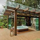 10 spektakuläre Ideen für eine Terrasse mit Whirlpool | homify