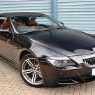 BMW M6 5.0 V10 SMG 2007MY M6 CONVERTIBLE
