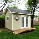 Backyard Sheds