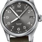 Oris Big Crown ProPilot Big Date 41mm Olive Strap Men's Watch 01 751 7761 4063-07 3 20 03LC