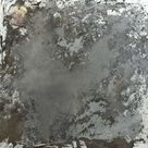 Alina Bisikirskaite - 'Cosmos', Small Mixed Media Mirror Painting