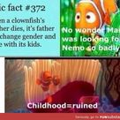 Childhood Ruined