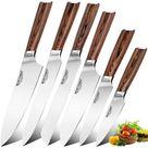 Kitchen Knife Japanese Chef Knives Set - 6pcs Each Set