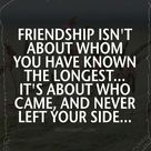 True Friendships