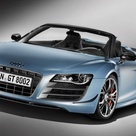 2012 Audi R8 GT Spyder Priced From $211,200