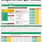 Planilha de Frete Mínimo Lotação ou Carga Fechada em Excel