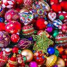 Abundance Of Christmas Ornaments  by Garry Gay