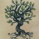 20 Amazing Tree of Life Tattoos With Meanings