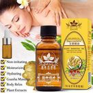 Herbal Ginger oil for Swollen lymph's and lymphatic drainage