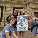 Climate change strike: thousands of school students protest across Australia