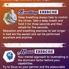 3 Best Men's Exercises to Last Longer in Bed Naturally