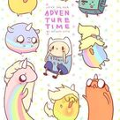 Adventure Time With Finn and Jake Photo puppies