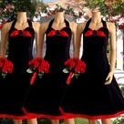 Alternative Bridesmaid Dresses