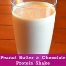 Chocolate Protein Shakes