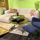 Bring Farbe in dein Wohnzimmer