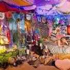 Hippie Bedrooms