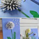 Frühlingsbasteln mit Kindern - 10 tolle kreative Ideen :) - nettetipps.de