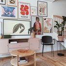 Suberb Bilderwand gestalten: Ideen für eine tolle Wanddekoration