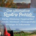 Die ultimative Roadtrip Packliste - Falubeli - Der Reiseblog für mutige Angsthasen