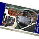 1000 Piece Puzzle. Aston Martin Virage Volante