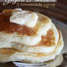 Recipe For Homemade Pancakes