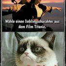Wähle einen lieblingscharakter aus dem Film Titanic..