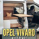 Opel Vivaro Camper Ausbau - So wird er zum Campervan