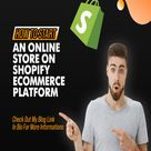 How To Start An Online Store On Shopify Ecommerce Platform