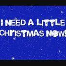 We Need A Little Christmas   Glee Cast with lyrics