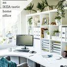 Ikea Home Office Ideas: My New Design Studio Reveal!